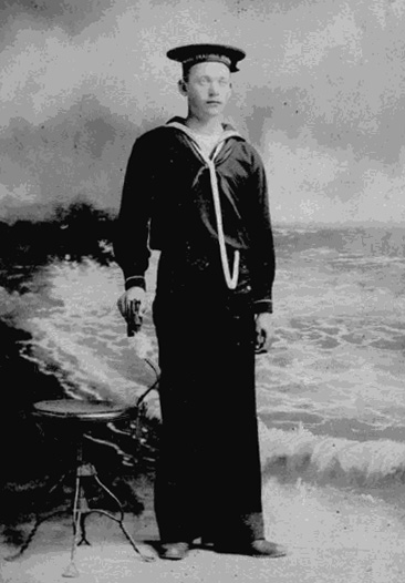 John Brotherton, USS West Virginia