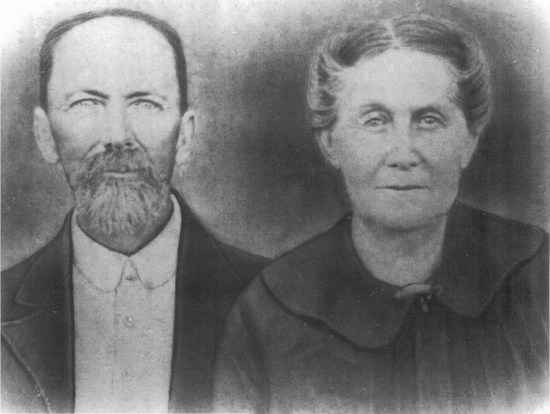 Rev. William Harrison Hilton & Amanda Melvina Fuller