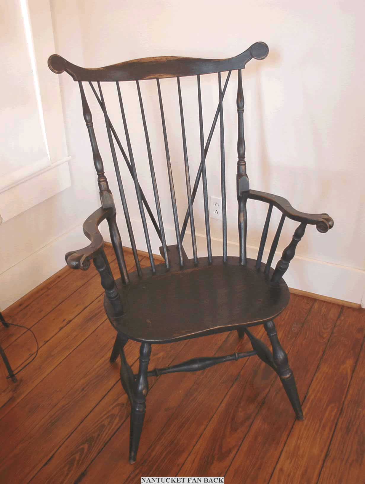 Windsor Style Chairs Scott Creek Chairs The Gallery