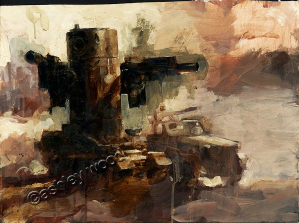 Ashley Wood Art Scott Eder