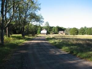 Denning Road - Heading toward Claryville