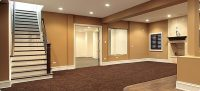 Basement Remodeling with Low Ceilings - Scott Hall Remodeling