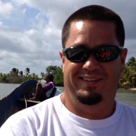 L Scott Harrell in Panama Jungle