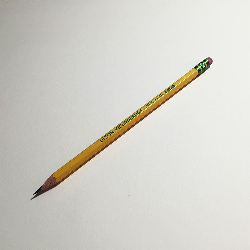 Dixon Ticonderoga Pencil