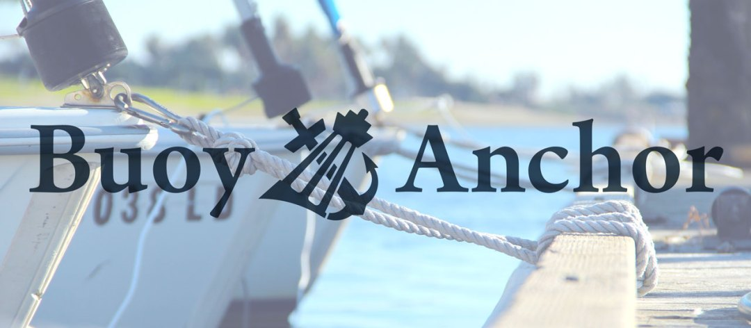 Buoy & Anchor Header Logo