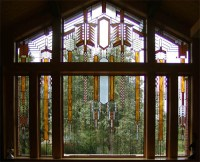 Mission Style Stained Glass - Scottish Stained Glass