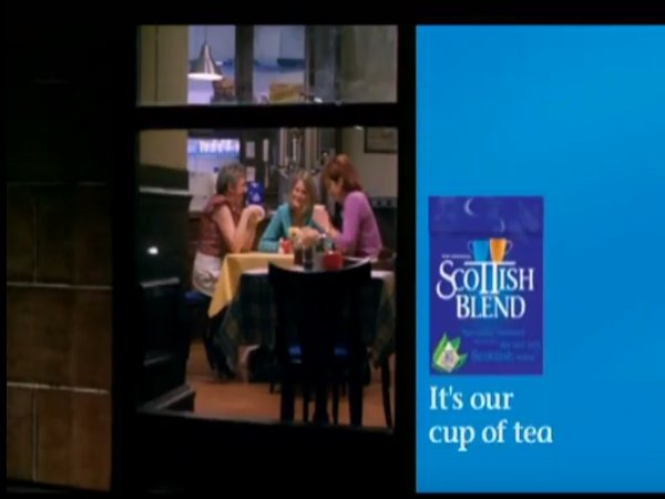 Universal Feelings Scottish Blend Commercial