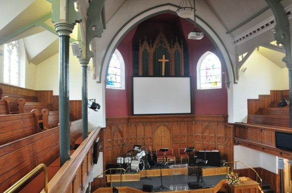 Central Baptist Church  Dundee Tayside  Places of