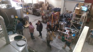 tour of the alechemy brewery