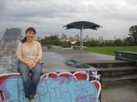 Me and Melbourne