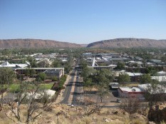 Alice Springs from Anzac Hill