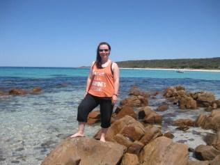 Me in Eagle Bay