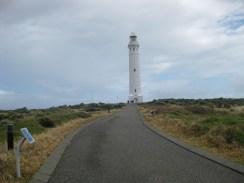 Cape Leeuin lighthouse