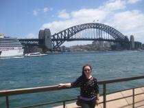 Me and Harbour Bridge