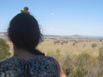 Me and Five at Nancy Coulson lookout