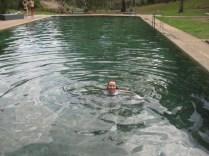 Me having a swim