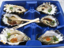 My oysters