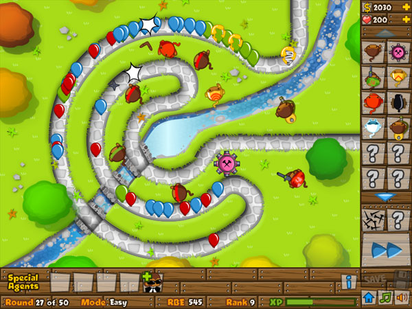 Bloons TD 5 - Out Now For iOS (2/3)