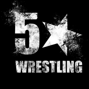 5 Star Wrestling Logo