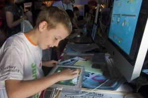 Dare ProtoPlay 2012 - junior judge