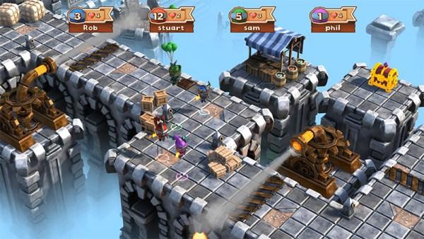HyperLuminal Games Big Crown Showdown