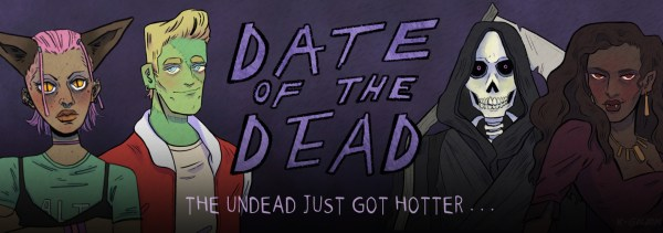 Date of The Dead - Katriona Gillon