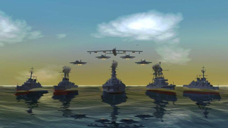 From the Depths - fleet