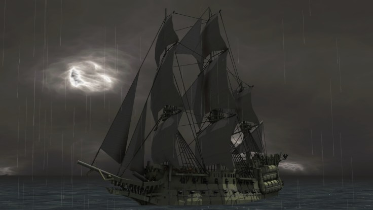From The Depths - Galleon
