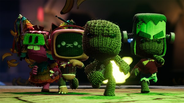 Axis Studios. Sackboy Cinematics