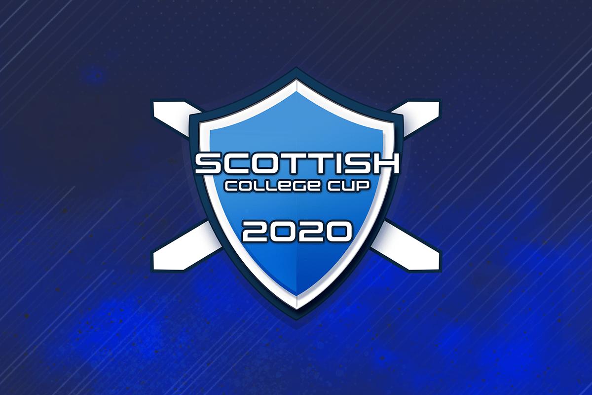 Scottish College Cup 2020 Logo