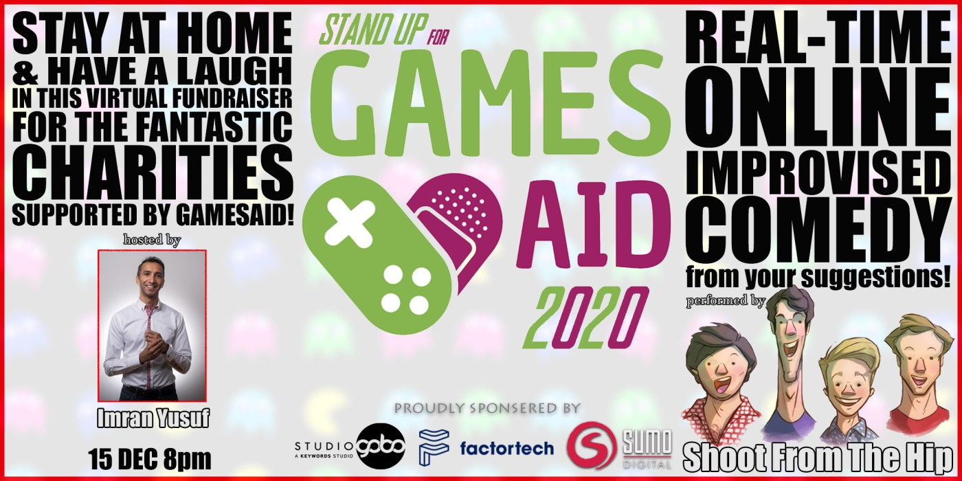 Stand Up For GamesAid