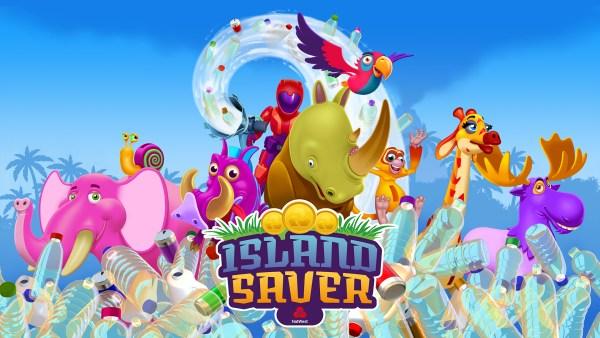 Island Saver. Hero Banner