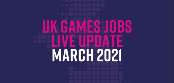 UK GJL Update March