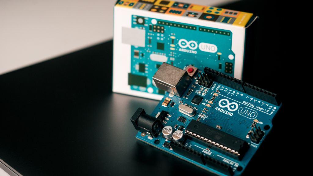 Digital Xtra Fund. blue and black circuit board
