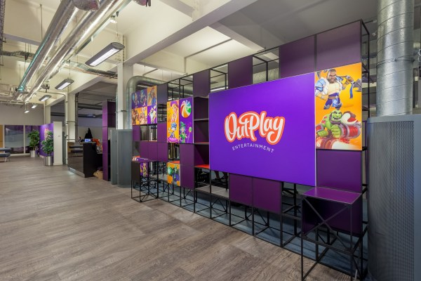 Outplay Entertainment. Dundee office