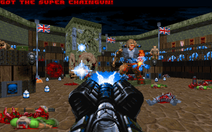 Thatcher's Techbase screenshot.