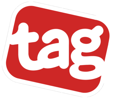 Tag Games Logo