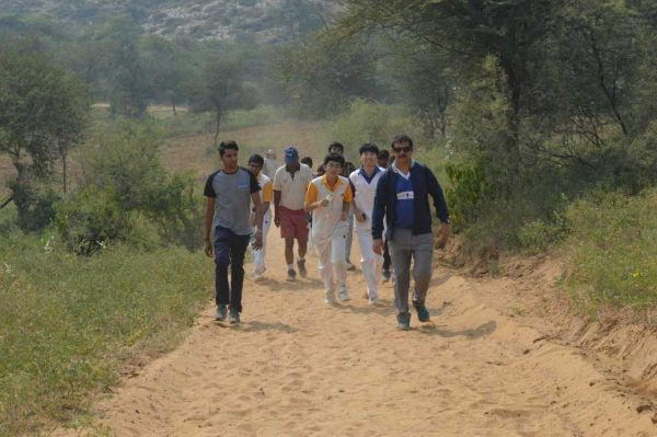 Adventure trip to Aravalli Ranges