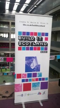 BBC Build it Scotland pop-up event