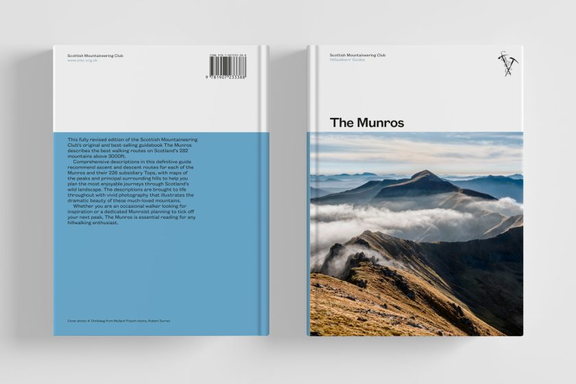 SMC Munros front and back