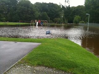 Flood Alert Dramatics