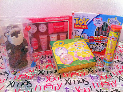 Littlewoods Christmas Giveaway…..  Ends 15th November 2011 – Goodie Basket