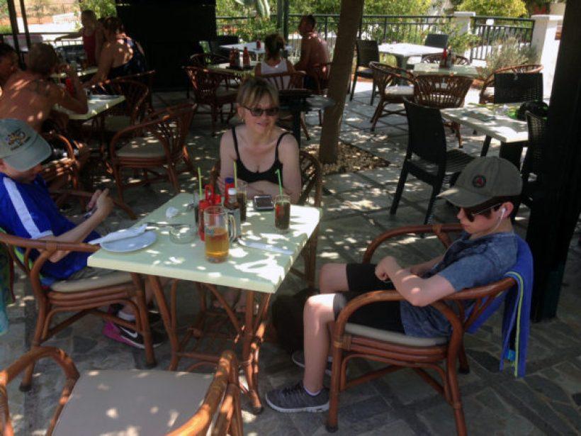 Anastasia Hotel Stalis Crete Bar