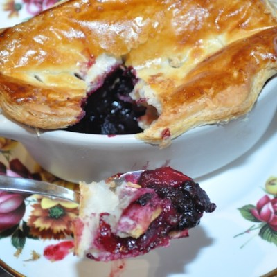 Apple & Blueberry Pie + Cherry Shots:  Review: Frozen Fruit and The Taste Buds