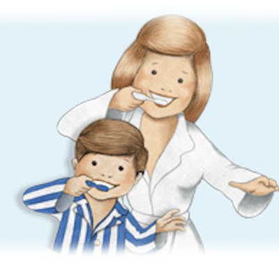Featured Guest Post:  How do you get kids to brush their teeth?