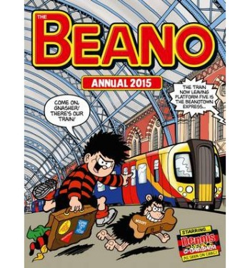 Review: The 2015 Beano Annual – Have You Read The Beano Recently?