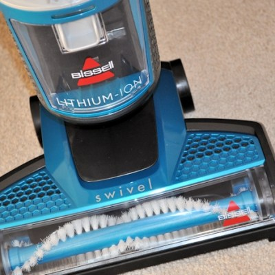 Review: BISSELL POWERGLIDE CORDLESS VACUUM CLEANER