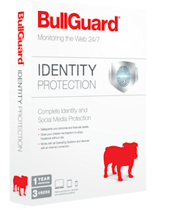 Sponsored Review & Giveaway: BullGuard Identity Protection. Ends 20th Dec 2013