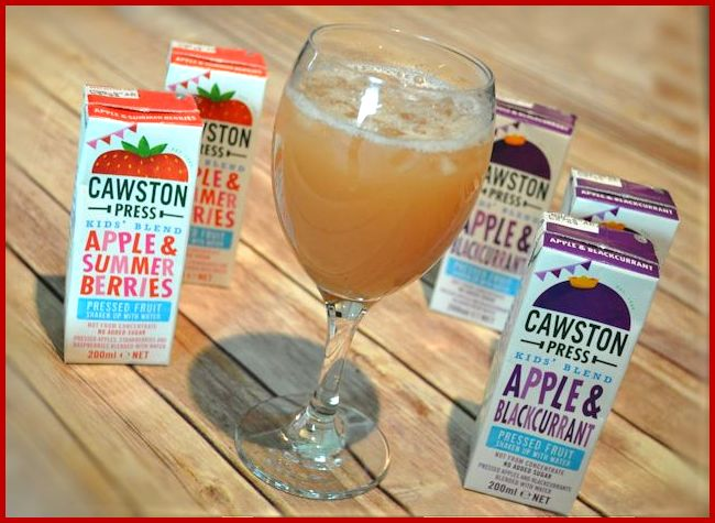 Cawston Press Kids Blend Pressed Fruit 2