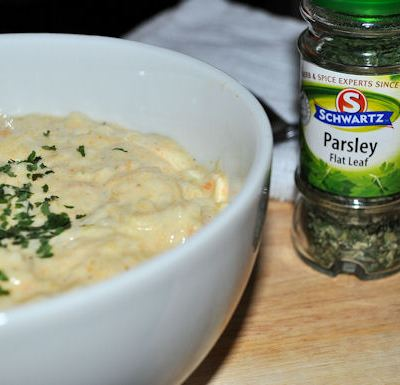 Noodle Chowder Recipe for an Emergency Meal in a Bowl